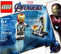 LEGO Marvel Avengers #30452 - Iron Man & Dum-E - 100% NEW - Collector 2019