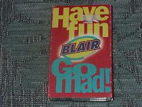 Blair – Have Fun, Go Mad!   Cassingle   NEW EX SHOP STOCK