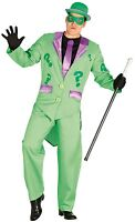 Adult Mens Superhero Comic Book Villain Stag Night Do Fancy Dress Costume Outfit