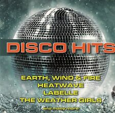 DISCO HITS - VARIOUS ARTISTS / CD (SONY MUSIC 2004)