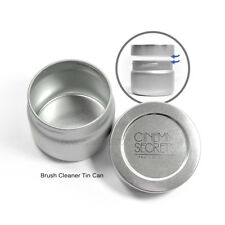 Cinema Secrets Cosmetics Brush Cleaner Tin Can