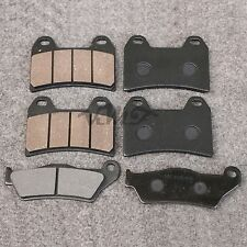 Front+Rear Brake Pads For APRILIA RST 1000 Futura 2001-2005 2002 2003 2004 New