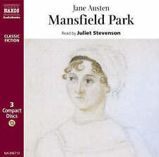 Mansfield Park by Jane Austen (CD-Audio, 1995)
