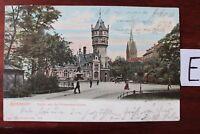 Postkarte Ansichtskarte Niedersachsen Lithografie Grus aus Hannover