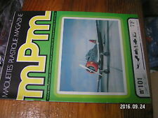 1µ?a Revue MPM Maquette pastique n°101 Me 262 Whippet AT-6 F-1 Phantom II 1934