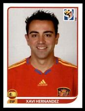 Panini World Cup 2010 - Xavi Hernandez Spain No. 573