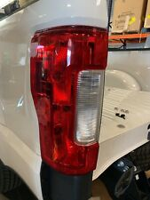 2017 2018 2019 SUPER DUTY F250 F350 OEM FORD TAIL LAMP LIGHT HALOGEN DRIVER LH