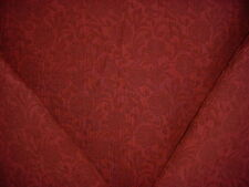 16+Y KRAVET / LEE JOFA BORDEUAX RED ROSE BLOSSOM MATELASSE UPHOLSTERY FABRIC