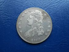 1835 capped bust half dollar vf-xf