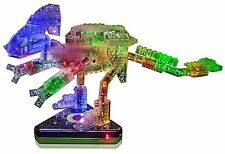 Kids LASER esegue il pegging 24-in - 1 National Geographic Dinosauro Edificio di Costruzione Set