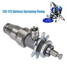 Aluminum 17C-721 Airless Spray Pump for Airless Paint Sprayer 390 395 490 495