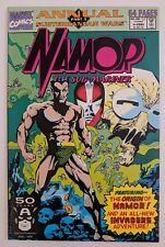 Namor The Sub-Mariner Annual #1 Marvel Comic 1991 Subterranean Wars Part 3