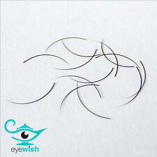 D Curl Silk Eyelash Extensions 0.15/0.2/0.25, 8-16mm Individual Loose Lashes