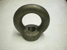 OCCHIO di Sollevamento in Acciaio Nuts m24 DIN 582 connessione funi o delle catene