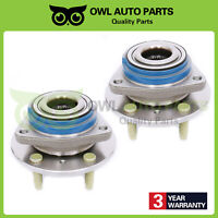 513203 Set of 2 Front Driver and Passenger Wheel Hub & Bearing Assembly w/o ABS