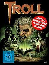 Troll 1+2 - Uncut Mediabook Ltd Collector's Edition Blu-ray + Bonus-Doku auf DVD