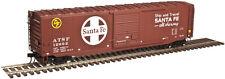 Atlas O 3006706-2 Santa Fe 50' PS-1 Single Door Box Car #12692 2-Rail