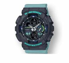 Casio G-Shock S-Series 90's GMAS140-2A Blue 200-Meter Shock Resistant Brand New