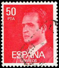 Scott # 2191 - 1981 - ' King Juan Carlos I '