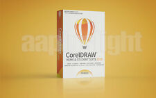 CorelDRAW Home & Student Suite 2019, Traditional Disc & Digital Download