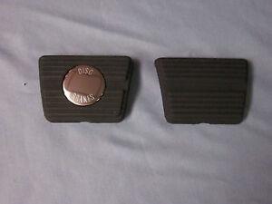 1967-72 chevelle ss skylark gs gto cutlass 442  disc brake and clutch  pad set