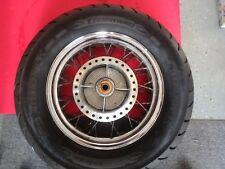 Honda Shadow VT 600 Off Year 2001 VT600 VT600CD rear wheel rim michellin tire