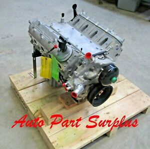 2010-2017 Chevrolet GM Silverado Sierra Express 4.8L long block crate engine