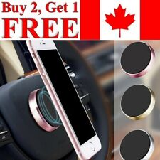 Magnetic Car Mount Phone Stand Holder For iPhone 8 XR 11 SE 2020 Samsung S9 S10