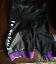 "Wattie Ink Men's Contender Tri Shorts 15"" Purple Patch Logo Size Small worn once"
