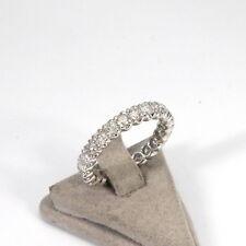 Wert 3940 € Brillant Memory Ring (1,90 Carat) in 750er 18 K Weißgold Größe 56