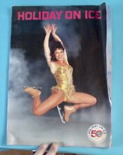Ancien Programme Spectacle Catalogue de spectacle Holiday on Ice 1945 / 1995