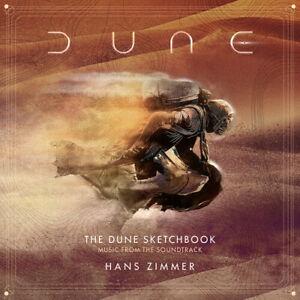 HANS ZIMMER: DUNE SKETCHBOOK (MUSIC FROM THE SOUNDTRACK) (CD) sealed