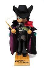 """Steinbach Nutcracker Christmas Collectible Phantom Of The Opera 16.5"""""""