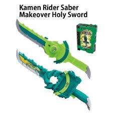 xmas sale! BANDAI Kamen Rider Saber Makeover Holy Sword Ninja Shuriken 2020