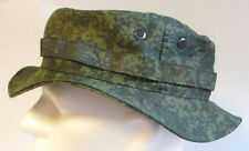 Recce Hat Boonie Russia green / black digital camouflage - Made in Germany -
