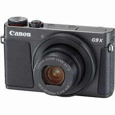 Canon PowerShot G9 X Mark II Digital Camera (Black) 1717C001