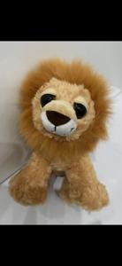 Korimco Kingdom 28cm Dreamy Lion Soft Plush BNWT