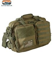 Military Nav Lap Top Bag Olive Green Navigation Computer Range Military Army