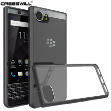 For BlackBerry KEYone Case Slim Hard Rubber TPU Hybrid Protective Phone Cover