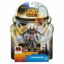 Star Wars Saga Legends Rebels The Inquisitor Sl03 MOC Figure Wave 6 Hasbro