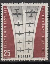 TIMBRE ALLEMAGNE  NEUF N° 167 ** PONT AERIEN