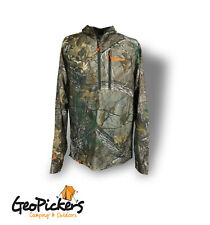Spika HR Airflux Summer Long Sleeved Tee Hunting Camo