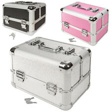 Kosmetikkoffer Beauty Case Schminkkoffer Werkzeugkoffer Schmuckkoffer