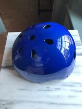 Children's Bicycle Helmet Small Blue (MS Dept. of Rehab Services)