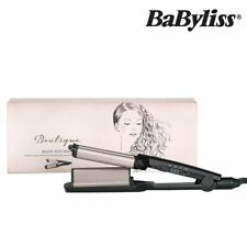 BaByliss 2447BQU Salon Deep Waves Corded Hair Straightener 3 Heat Settings