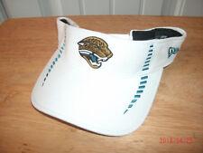 NFL Jacksonville Jaguars New Era Visor Hat Cap NWT Free Shipping!