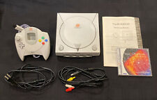 Sega Dreamcast System/Console w/ Controller & Cables Model HKT-3020