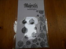 New Card-io Majestix Clear Stamps Peg Stamps Zentangles Zendangles