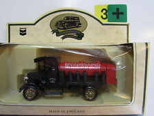 CHEVRON COMMEMORATIVE MODEL RED CROWN 1927 GASOLINE TRUCK - MADE IN ENGLAND W+