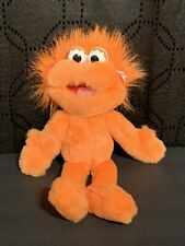 "14"" Vintage Sesame Street Zoe Plush Doll Made By Applause 1994"